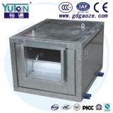 Ventilateur de aération centrifuge de grand de Yuton Module de volume de l'air