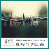 販売のためのステンレス鋼の有刺鉄線/電流を通された有刺鉄線