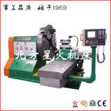 機械で造るための専門の経済的な床CNCの旋盤大きいフランジ(CK6025)を