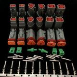 Wps 자물쇠를 가진 자동 방수 연결관
