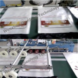 Melt caldo Adhesive Bottom Sewing Machine per Plastic Cement Bag