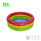 최신 판매 Sunshining 아이 & 성인 여름 오락 운동 모두를 위한 다채로운 팽창식 수영풀
