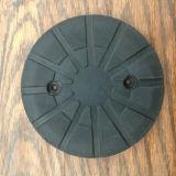 Runde Montierungs-Gummiauflage für Aufzug-Auto Jack