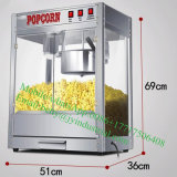 Автоматическая машина попкорна 2017, электрическая машина создателя попкорна