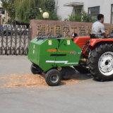 工場良い業績の販売のための小型円形の干し草の梱包機