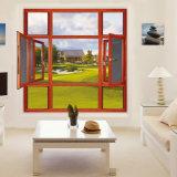 Feelingtop ventana de energía de la pantalla de malla de aluminio recubierto de aislamiento de calor