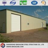 Magazzino strutturale d'acciaio dell'ampia luce con la certificazione dello SGS