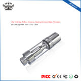 Патрон масла Clearomizer 0.5ml Thc нагревающего элемента 510 оптового верхнего воздушного потока польностью керамический