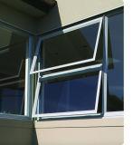 Topbright Neigung-Seite eingehängtes Aluminiumflügelfenster-Fenster
