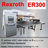 新技術のRexrothのサーボタイプCNCのタレットの打つ機械