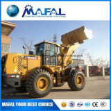 밖으로 Fitting Side Air Filter를 가진 Lw500fn 5 Ton Wheel Loader
