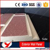 Décoration de panneaux muraux Enduit extérieur de ciment à fibre ignifuge