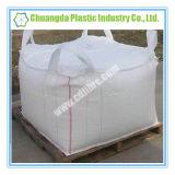 Гибкий промежуточный мешок контейнера для навалочных грузов FIBC с дном Duffle верхним плоским