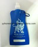 Рекламные BPA свободного индивидуального складная бутылка воды