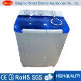 Pequeña máquina de lavar plástica portátil de la bañera gemela (XPB1300-2003AS)