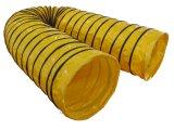 """24 de """" túneis flexíveis amarelos do duto do grande diâmetro 600mm para a agilidade do cão"""