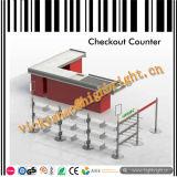 Tableau au détail de caissier utilisé dans le supermarché avec la qualité et le prix concurrentiel