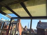 二重ガラスをはめられた単位のための細胞または蜜蜂の巣のブラインド