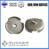 Alumínio de precisão OEM/Aço/bronze/ligas de cobre parte automática de Usinagem pelo processamento de metais