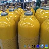 Niedrigster Stahlsauerstoffbehälter des Preis-ISO9809-3 40L 47L für uns