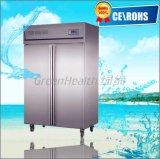 S/S 부엌 냉장고 디지털 온도 조절기 부엌 상업적인 전시 냉장고