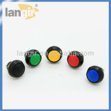 12mm Round Head Waterproof Push Button Switch (V12-B-1-N)