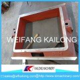 Hohe Sicherheits-Gießerei-Geräten-Formteil-Zeile verwendeter Form-Kasten für Gießerei
