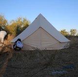 Tenda di Bell di campeggio del cotone esterno della tela di canapa