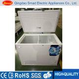 Congélateur de poitrine de ménage avec la glace de glissement (BD300)