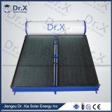 Pantalla plana presurizado compacto calentador de agua de la energía solar