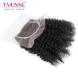 Chiusura brasiliana del merletto dei capelli umani della chiusura 100% dei capelli