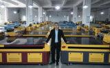 紫外線Flatbhighの品質紫外線プリンター平面3DガラスPrinter 最もよい価格のEDプリンター