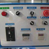 Manuelle Rand-Maschine mit Zutat-Gerät