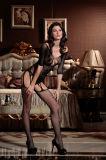 Оптовая торговля высокая эластичность Sexy Женское нижнее бельё Bodystocking BS8843