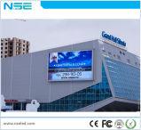 Cartelera al aire libre a todo color de la publicidad de pantalla de P10 LED Viedo