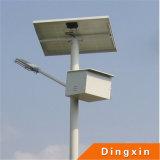 уличный свет высоты 60W 8m Поляк солнечный с батареей лития