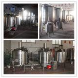販売のためのビール醸造装置1000LビールBrewhouseのプラント7 Bbl/15bblビール醸造所システム