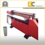 Máquina de rolamento de aço hidráulica da placa da lata de lixo