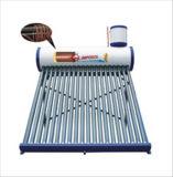 高い加圧統合された銅のコイルの太陽給湯装置