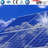 vidro do painel solar da alta qualidade de 2-4mm