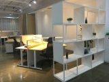 現代様式の優れたスタッフの区分ワークステーション事務机(PS-AWK-017)