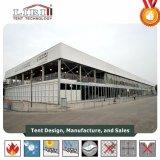 De grote Tent van de Markttent van de Structuur van de Kubus van het Glas Hoge voor Bioskoop