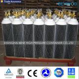 Bombola per gas del cilindro di ossigeno con approvazione ISO9809