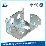 Construção personalizada de aço com pintura electrostática a pó de acessórios peças de Estampagem