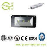 Ce RoHS Bridgelux alta qualità del chip da 45 mil 3 indicatore luminoso di inondazione di watt LED della garanzia 150 di anno