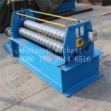 Máquina de la curva del metal que prensa de la hoja hidráulica del material para techos