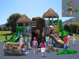 Apparatuur van de Speelplaats van de Middelgrote Voorhistorische Kinderen van de Reeks van Kaiqi de Openlucht (KQ50016A)