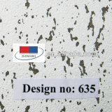 알루미늄 호일 Backing635를 가진 PVC에 의하여 박판으로 만들어지는 석고 천장 널