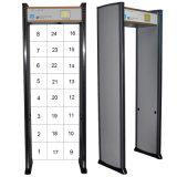24 caminhadas do frame de porta do Archway da segurança das zonas através da porta Xld-G1 do detetor de metais