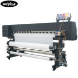 1.8m産業デジタルの織物プリンター
